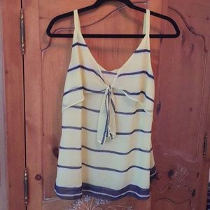 Cabi knot camisole size S